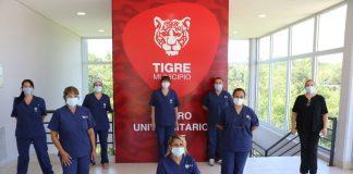 Campaña Vacunadores Coronavirus Tigre