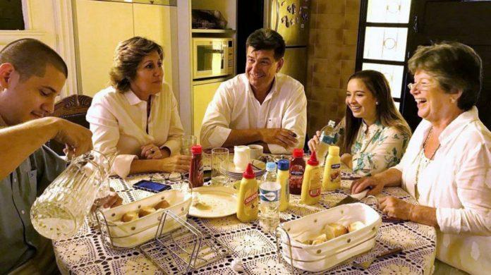 Cena Navidad Encuentro Autoaislamiento