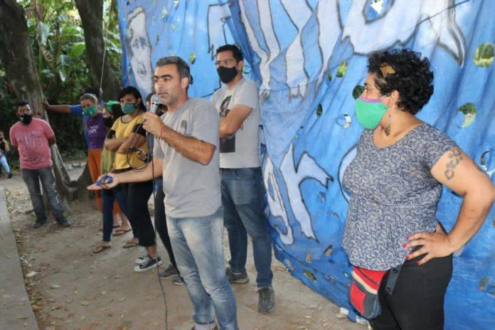 Plenario Evita Tigre 2020 Federico Ugo