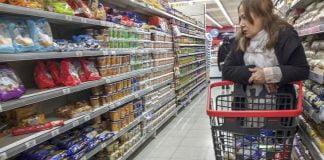 Supermercados Compra Navidad
