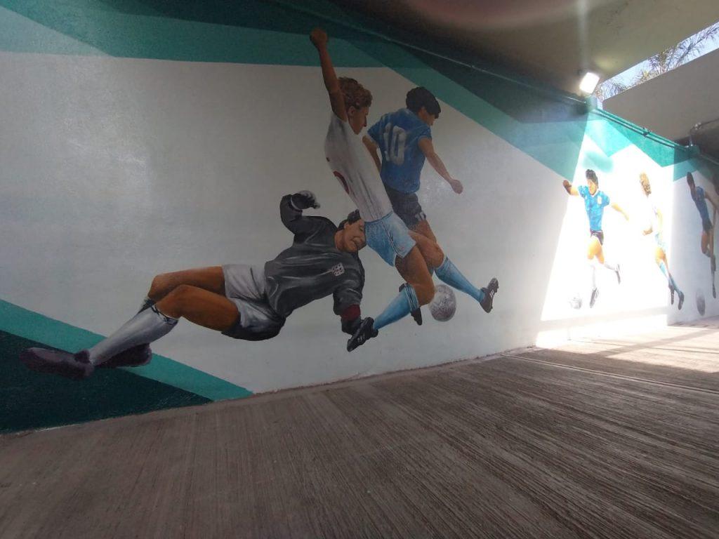 Tunel Maradona 2