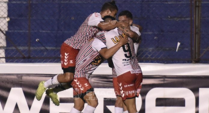 Almagro Chacarita 0 2. Primera Nacional