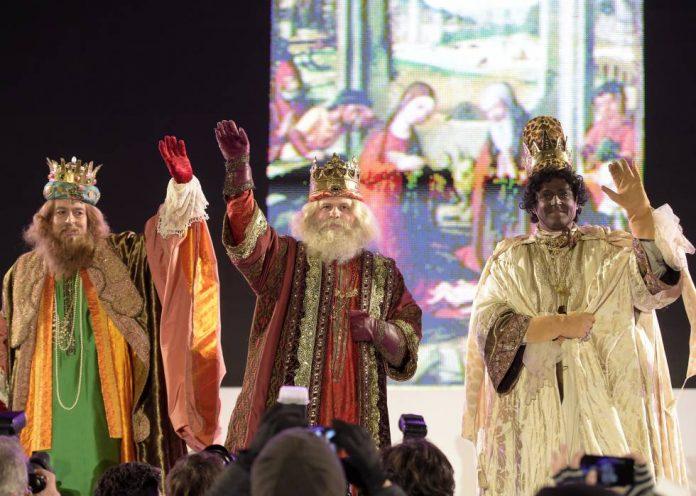 Caravana De Reyes Magos, Bomberos Ballester