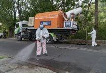 Dengue Camion Fumigacion
