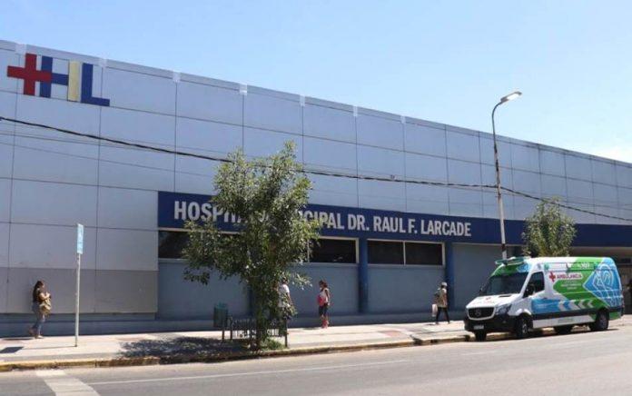 Hospital Larcade 1