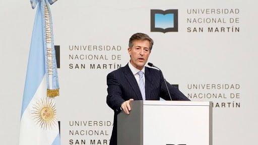 Rector Unsam Carlos Greco