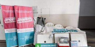 Acondicionan Escuelas San Fernando Plan Vacunacion Coronavirus
