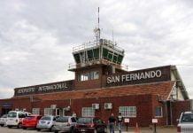 Aeropuerto San Fernando