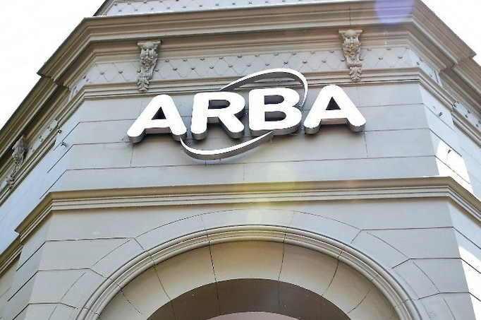 Arba Edificio Logo