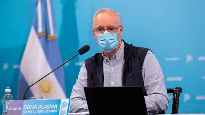 Daniel Gollan Ministro