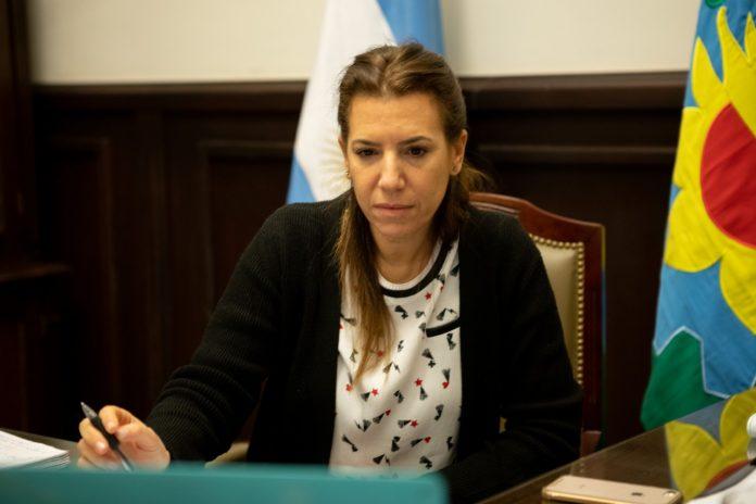 Daniela Reich Senadora Jxc