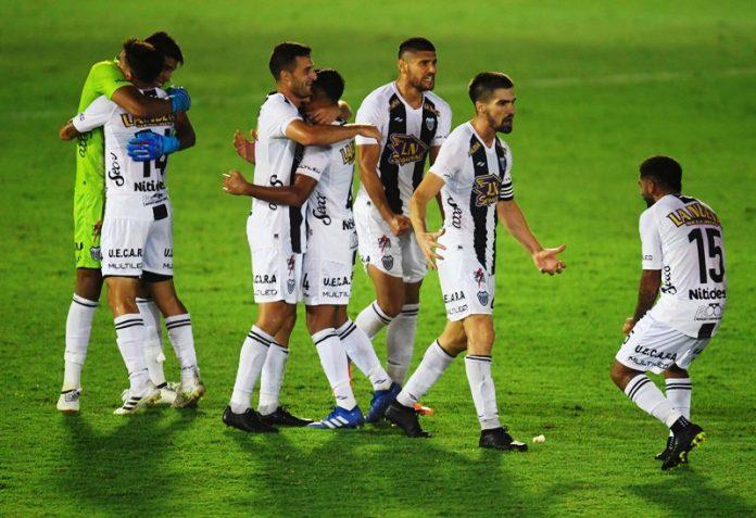 Estudiantes De Buenos Aires Atlanta Primera Nacional Reducido