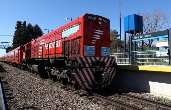 Ferrocarril Belgrano Norte Inversiones