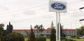 Ford Pacheco