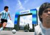 Maradona Tecnopolis Homenaje