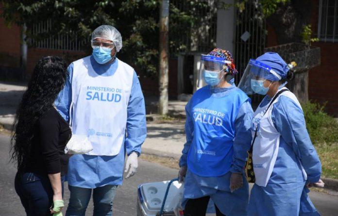 Operativos Detectar Coronavirus Covid
