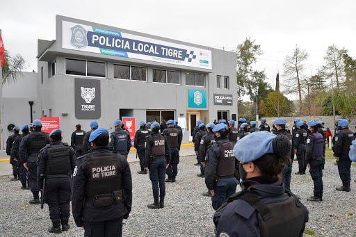 Policía Tigre Acusado Banda Narcotraficante