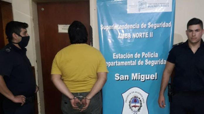 Policial San Miguel