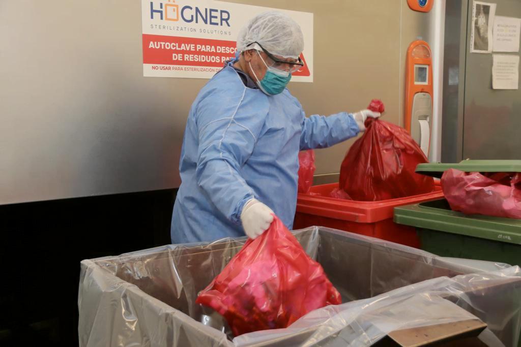 Procedimiento Residuos Patogenos Hospital Posadas Moron