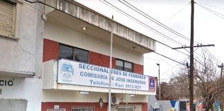 Comisaría De José Ingenieros