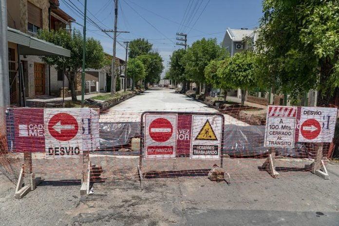 Renovación Pavimentos Villa Adelina Boulogne