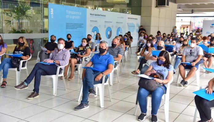 San Martín Programa Conectar De Nuevo