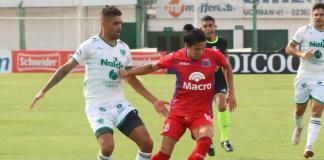 Tigre 1 Sarmiento 1