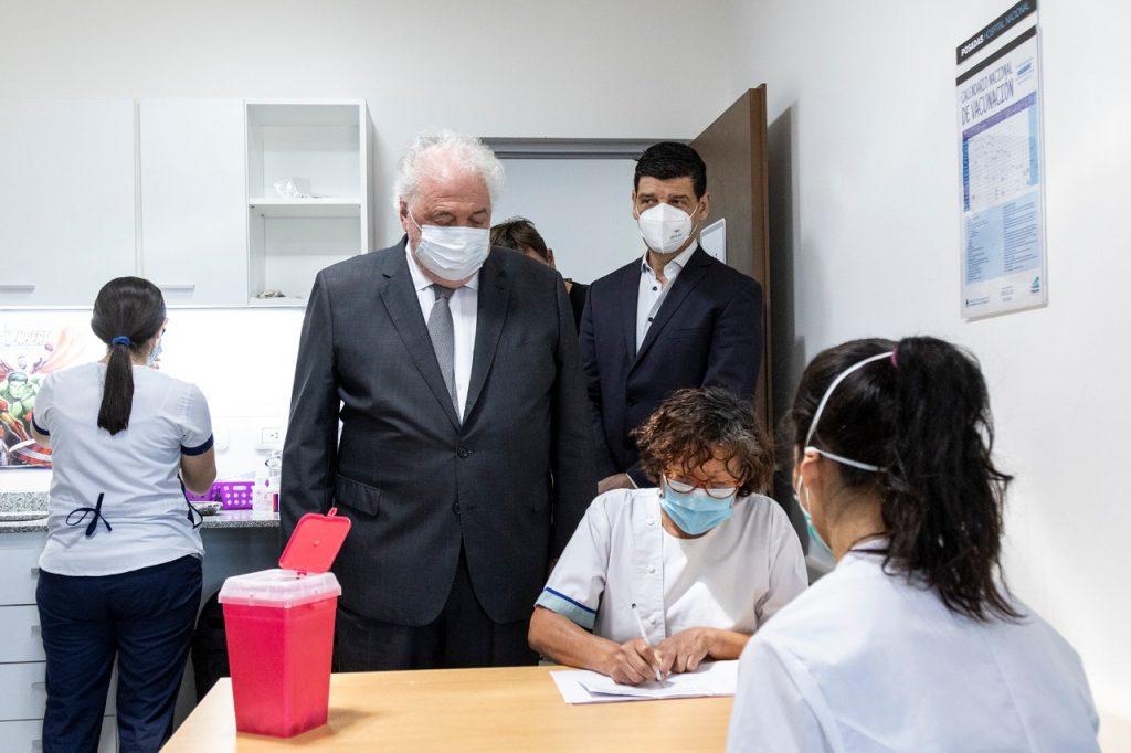 Vacuna Covid Hospital Posadas 2