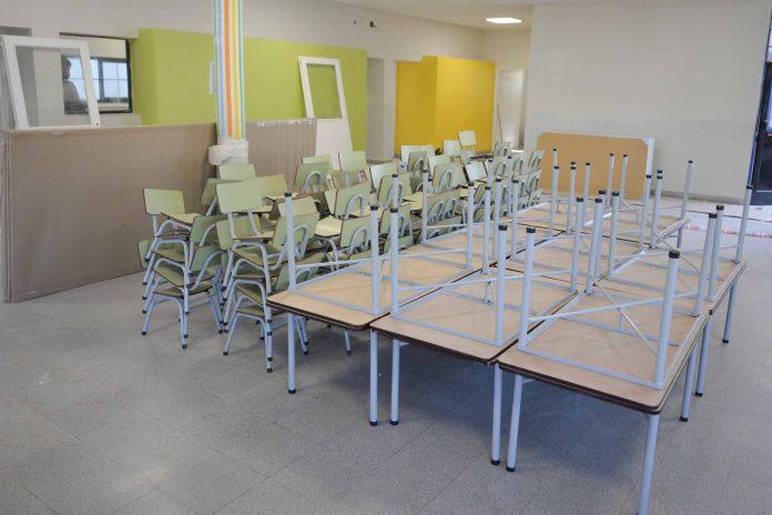 mobiliario escolar san fernando