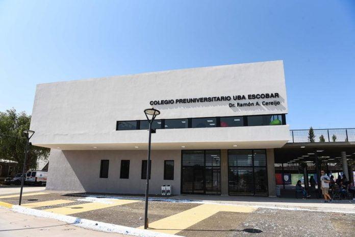 Colegio UBA Ramón A. Cereijo