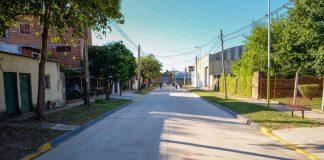 Nuevo tramo calle José Verdi