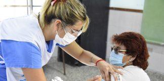 Campaña de Vacunación Malvinas
