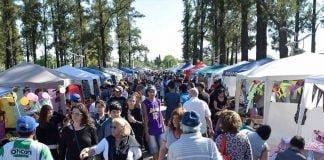 Feria de Artesanos y Microemprendedores