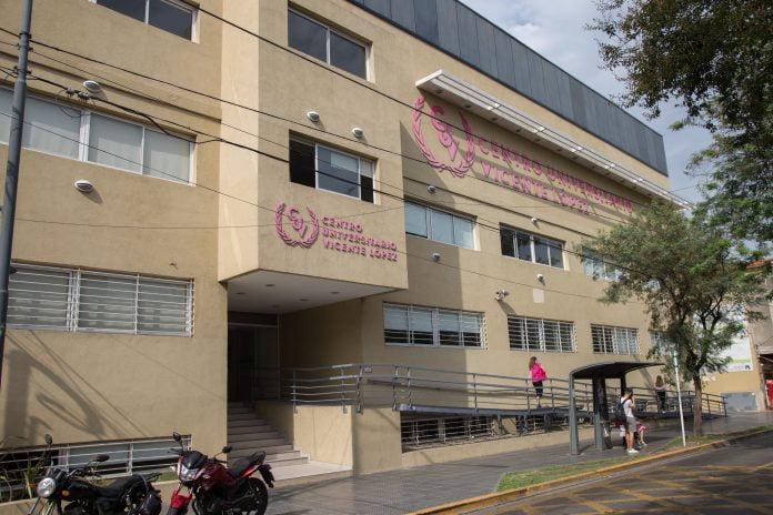 Centro Universitario Vicente Lopez 30192