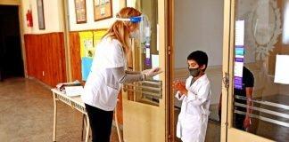 clases presenciales provincia buenos aires protocolos calendario escolar