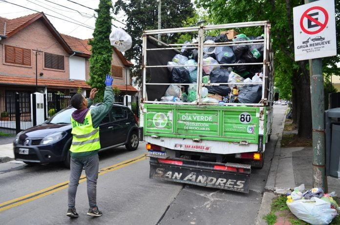 Dia Verde Vicente Lopez Residuos Reciclables