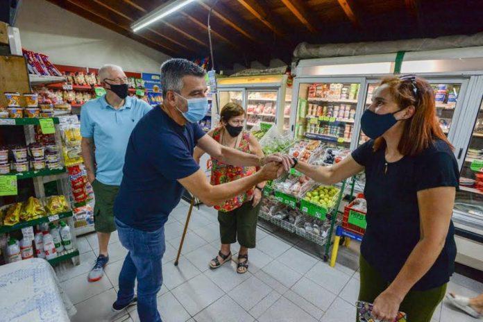 Juan Zabaleta, Intendente Hurlingham, Cantasta Popular Precios