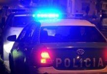 Patrullero Policia Movil
