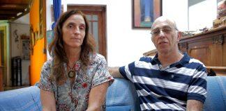 matrimonio escobar restitucion niña custodia judicial