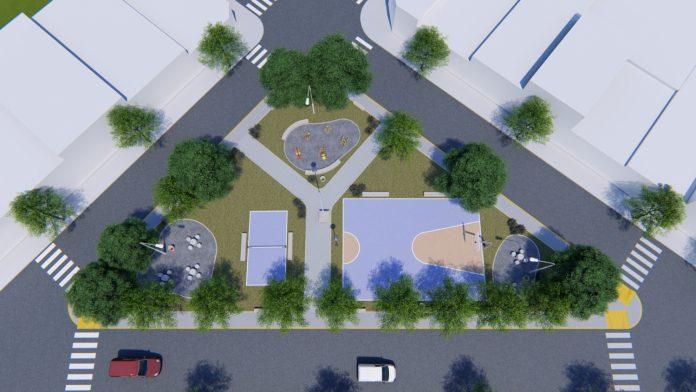 Nueva Plaza Ciudadela
