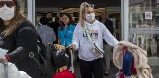 alumnos pilar contagios viaje de egresados