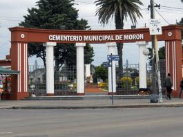 cementerio morón obras