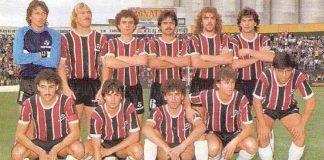 chacarita 7 kimberley 0 1984