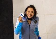 delfina pignatiello final sudamericano medalla 2