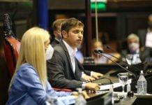 kicillof asamblea legislativa 2021