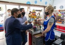 kicillof nardini comercios malvinas argentinas