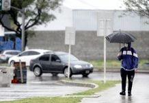 lluvia pronostico