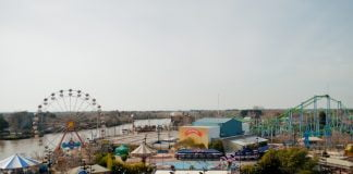 parque costa tigre panoramica