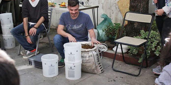 taller armado de composteras germinar ong 7