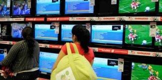 televisores descuentos electrodomesticos